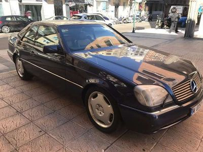 usado Mercedes S600 Coupé