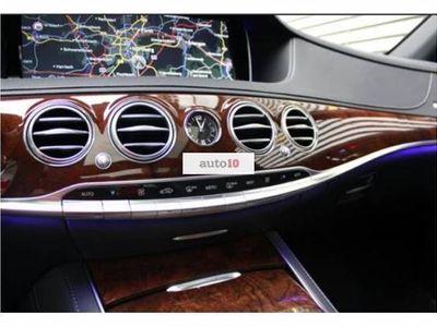 usado Mercedes S350 dAut. 9G, Cámara, Techo pano, Head-up, Burmester