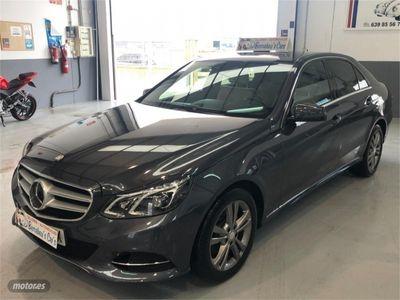 second-hand Mercedes E350 Elegance 4M 7G Plus (9.75)