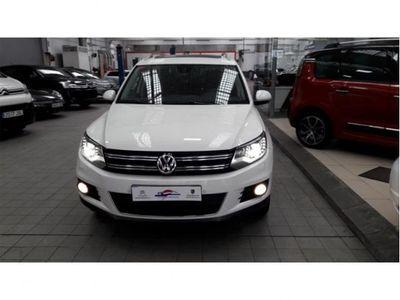 usado VW Tiguan 2.0 TDI 4M 140cv DSG +Motion