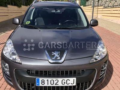 usado Peugeot 4007 2.2HDI Sport Pack