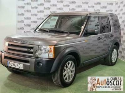 usado Land Rover Discovery en Alacant (Alicante)