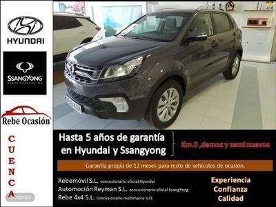 usado Ssangyong Korando D22T 131kW 178CV Premium 4x2