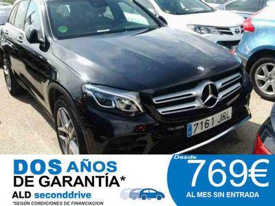 usado Mercedes GLC250 Clase d 4Matic Aut. 150 kW (204 CV)