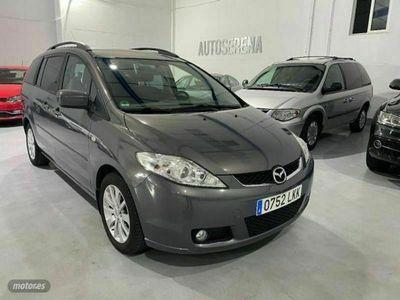 usado Mazda 5 2.0crtd Active+ 143 143 cv en Badajoz
