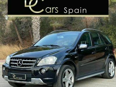 usado Mercedes ML63 AMG AMG M 4M Aut.