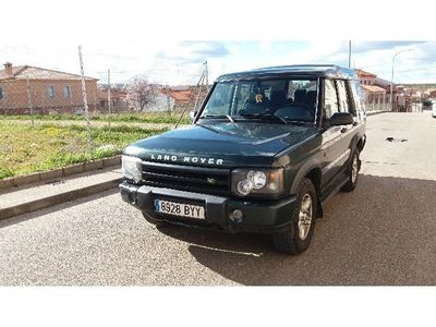 used Land Rover Discovery 2.5 Td5 Se