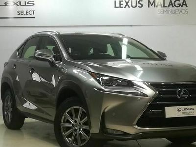 usado Lexus NX300h Corporate 2WD + Navibox