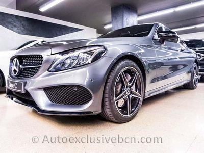 usado Mercedes C300 Coupé   AMG   GPS   LED ILS  