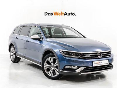 usado VW Passat Alltrack 2.0 TDI BMT 4Motion 140 kW (190 CV) DSG