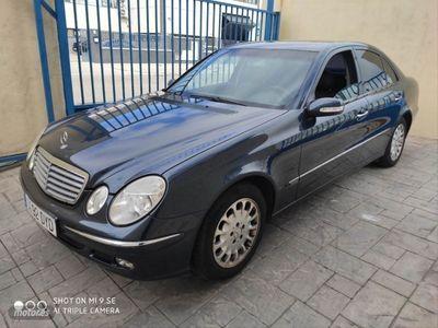 usado Mercedes E220 ClaseCDI
