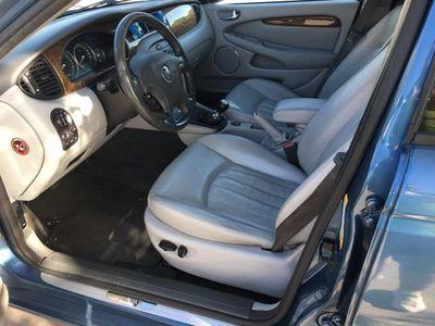 used Jaguar X-type 2.0 V6 Executive