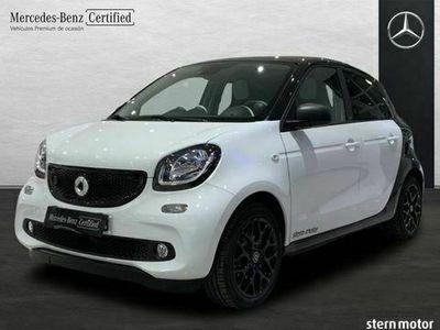 usado Smart ForFour EQ 60 kW (82 CV)