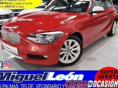 usado BMW 116 Serie 1 d URBAN, Segunda Mano, Las Palmas
