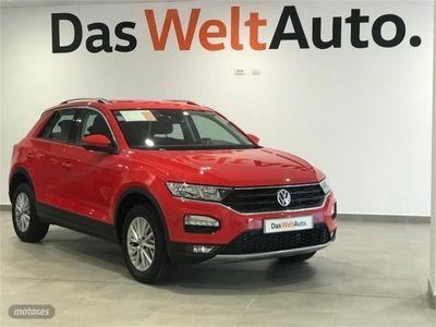 begagnad VW T-Roc Advance 1.5 TSI 110kW 150CV