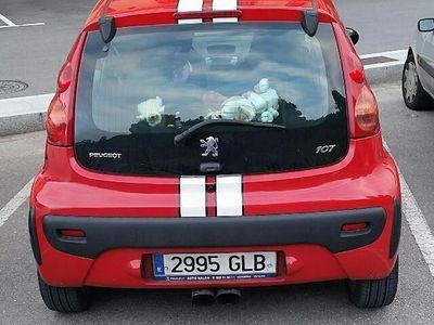 usado Peugeot 107 1.4HDI RC-LINE