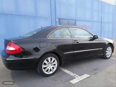 usado Mercedes CLK280 Clase CLKAvantgarde