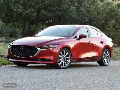 usado Mazda 3 3 NUEVOSEDÁN SKYACTIV-G 2.0 90 KW (122 CV) MT ZENITH [ETIQUETA ECO]
