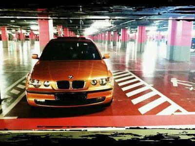 usado BMW 316 Compact Serie 3 E46 Compact Aut.