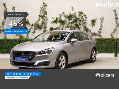 usado Peugeot 508 Active 1.6 BlueHDi 88KW (120CV) EAT6