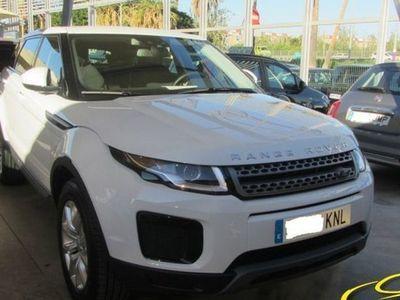 used Land Rover Range Rover evoque 2.0eD4 Pure 2WD 150