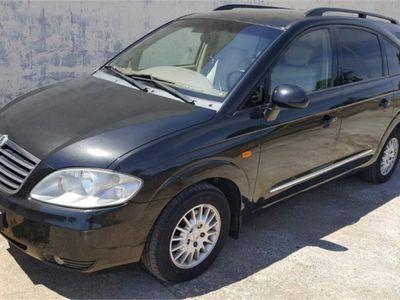 usado Ssangyong Rodius 270Xdi Limited AWD