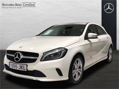 usado Mercedes A180 CDI BE Urban