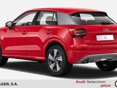 usado Audi Q2 sport 30 TDI 85 kW (116 CV) S tronic Diésel Rojo matriculado el 04/2019