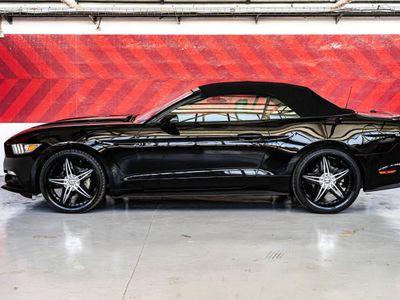 usado Ford Mustang Mustang 2.3 EcoBoost 314cvAut. (Conv.)
