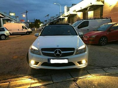 gebraucht Mercedes C320 Estate CDI Elegance AMG 7G(14.75)