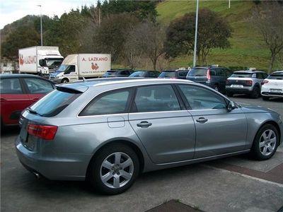 usado Audi A6 Avant 3.0TDI quattro S-Tronic 204