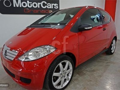 second-hand Mercedes A150 Clase ARed Black
