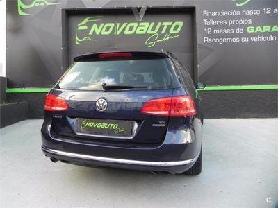 usado VW Passat Variant 1.6 Tdi 105 Advance Bmotion Tech 5p. -13