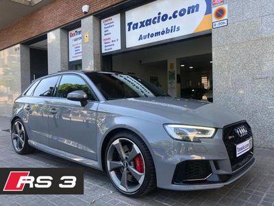 gebraucht Audi RS3 Sporback S-Tronic - Full Equip - Nacional -