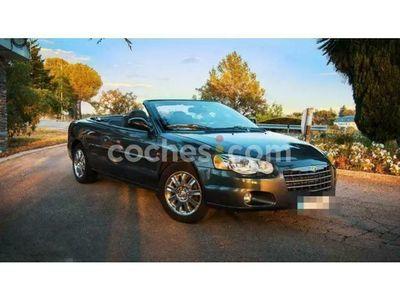 usado Chrysler Sebring Cabriolet 2.7 V6 Limited Aut. 202 cv en Madrid