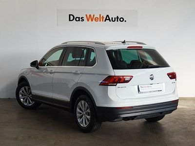 gebraucht VW Tiguan 2.0 TDI Advance BMT 110kW (150CV)