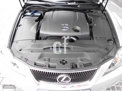 usado Lexus IS250 Automatico President