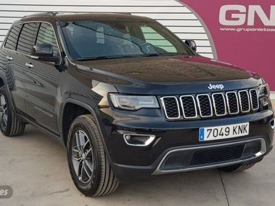 used Jeep Grand Cherokee 3.0 V6 DIESEL LIMITED 184KW (250CV) E6