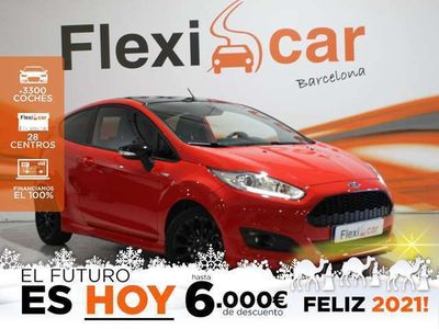 usado Ford Fiesta 1.0 EcoBoost Red Edition 140