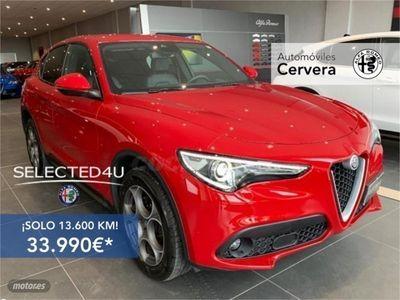 usado Alfa Romeo Stelvio 2.2 Diesel 154kW 210CV Speciale AWD