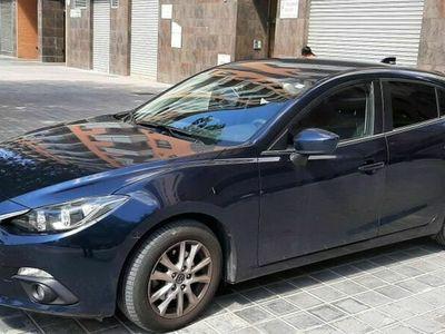 usado Mazda 3 2.2 Style Navegador 150 cv en Valencia
