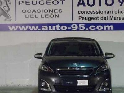 usado Peugeot 108 Top! 1.0 VTi Allure ETG5 color gris 2016 € 12400.00