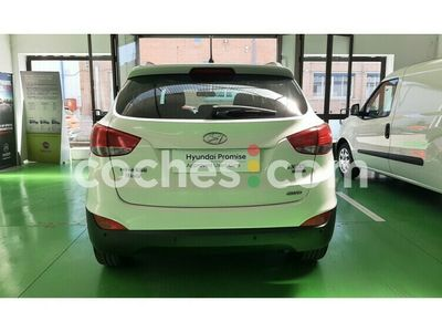 usado Hyundai ix35 Ix352.0crdi Gls Style S 4x4 136 cv en Madrid