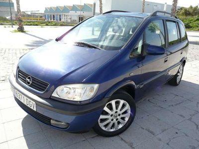 usado Opel Zafira 2.0Dti 16v Elegance