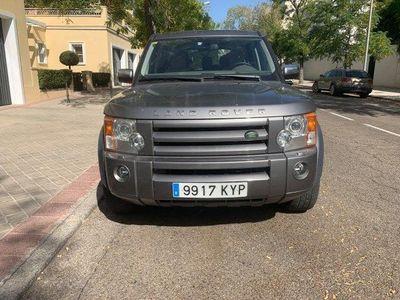 usado Land Rover Discovery 2.7TDV6 SE CommandShift