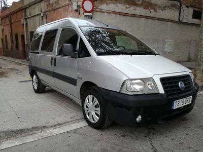 usado Fiat Scudo Combi 2.0JTD ELX 109