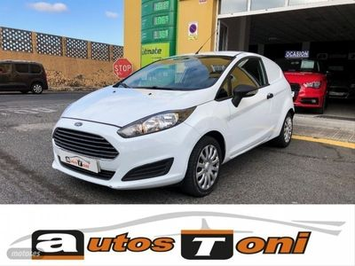 usado Ford Fiesta 1.5 TDCi 55kW 75CV Trend 3p