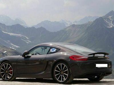 usado Porsche Cayman S PDK