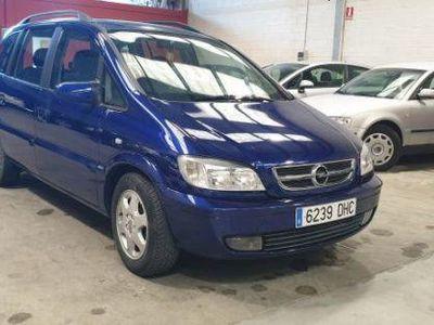 usado Opel Zafira 2.2Dti 16v Elegance