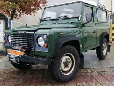 usado Land Rover Defender 90TDI Pick Up